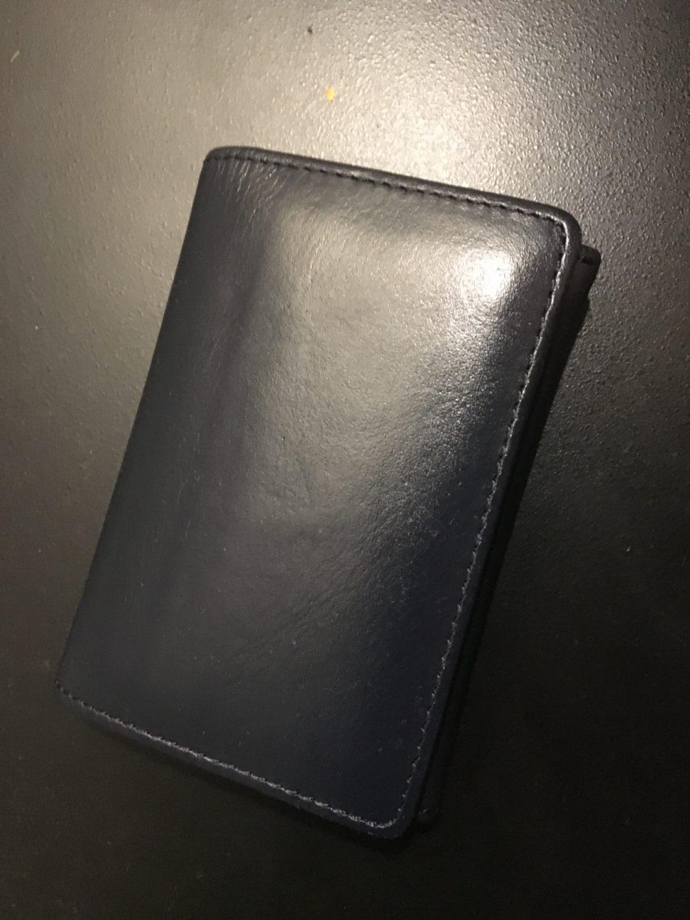 財布を持ちたくなかったら、名刺入れを財布代わりにしよう